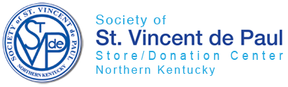 St. Vincent de Paul – Northern Kentucky Retina Logo